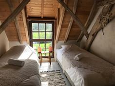 Slaapkamer vakantiewoning