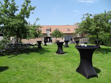 De tuinzijde