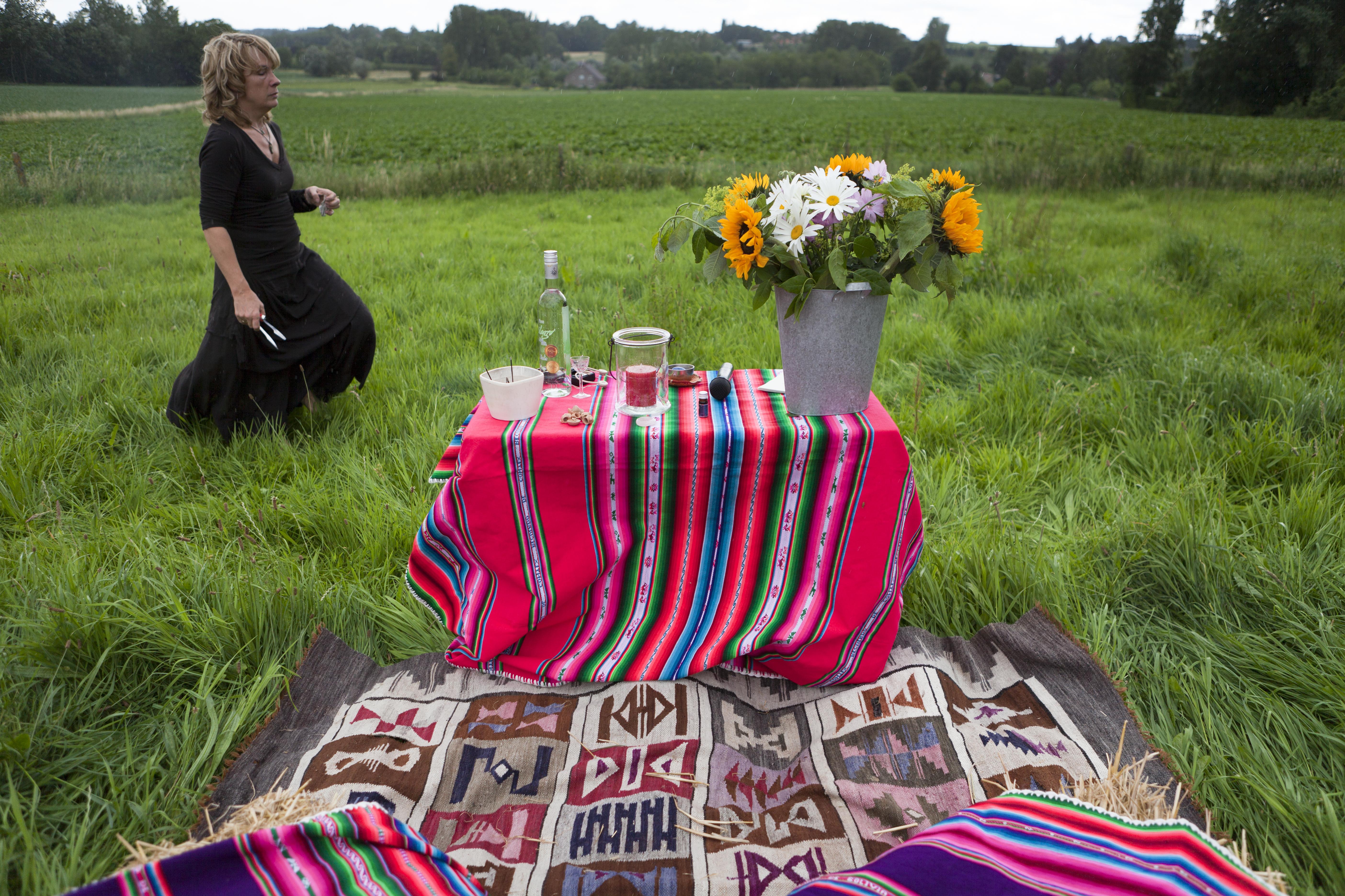 Peruviaans ecohuwelijk