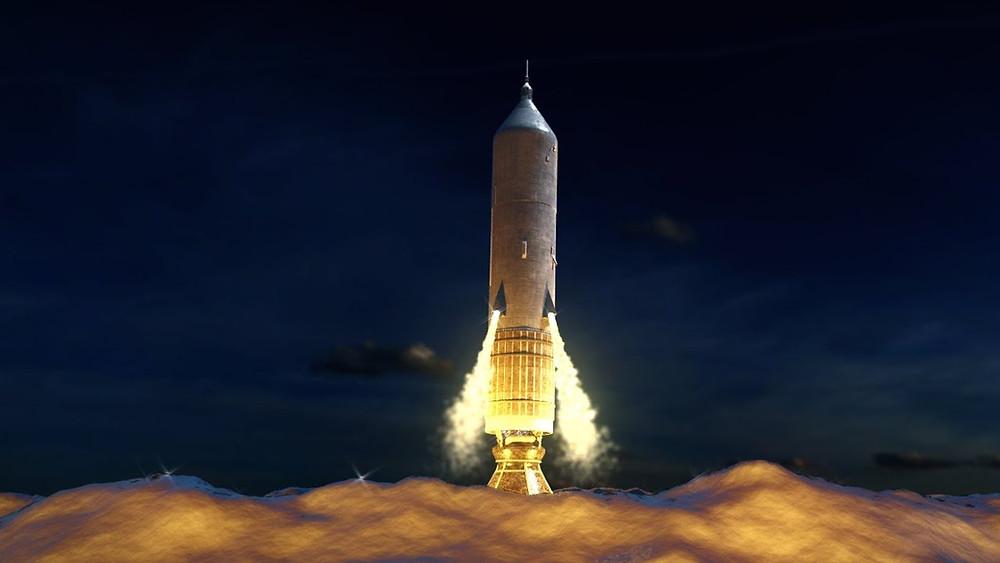 Rocket Aerodynamics