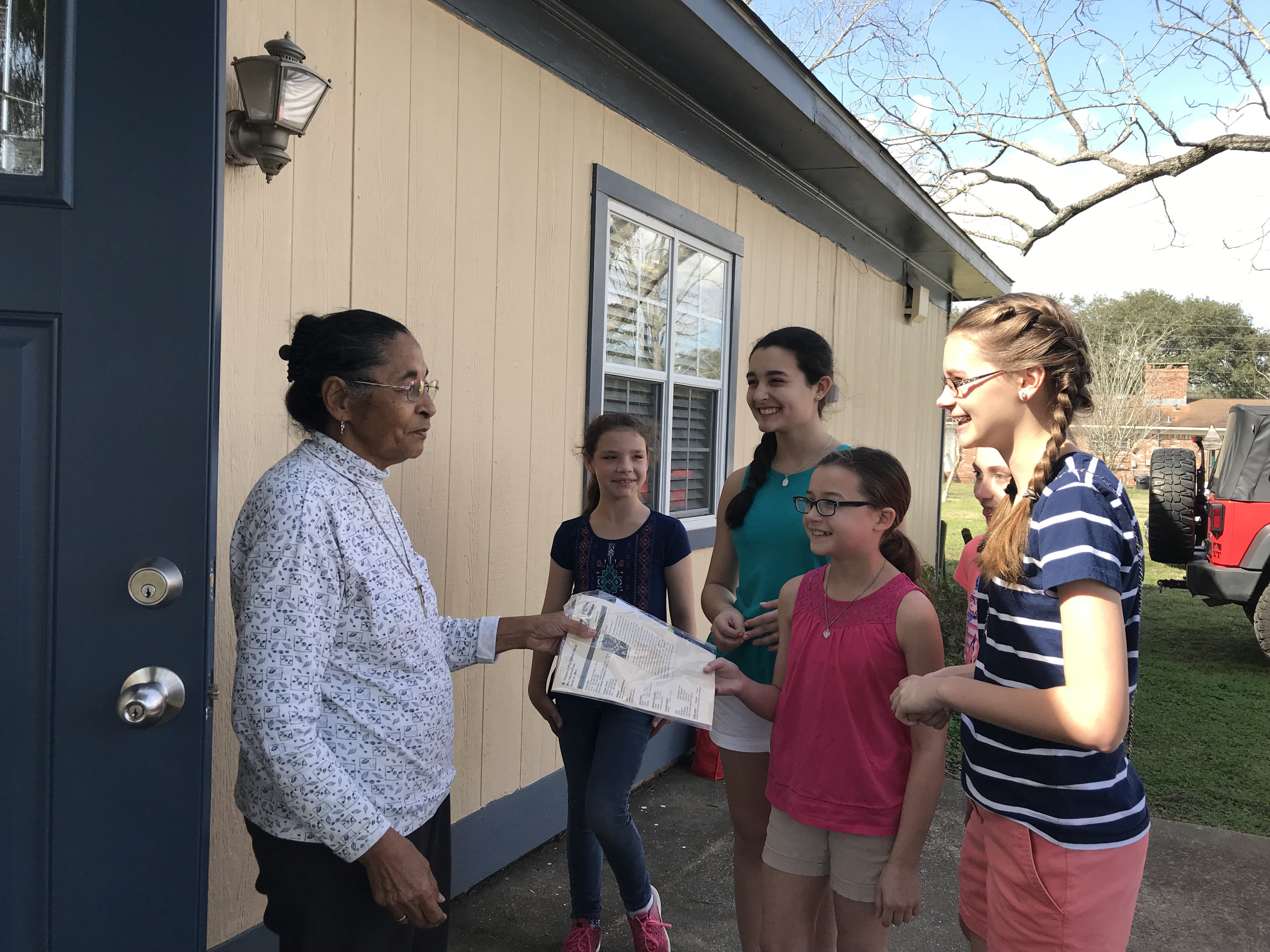PPC 2018 Door-to-Door Evangelization w J