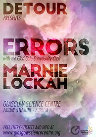 glad community choir, errors, glasgow