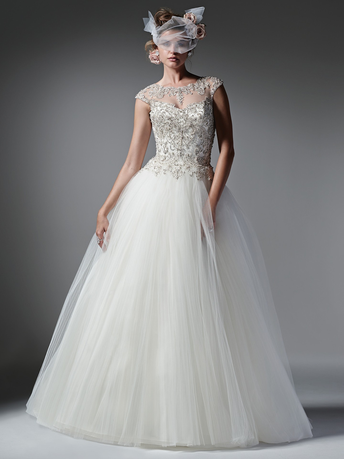 Beautiful Discontinued Gowns