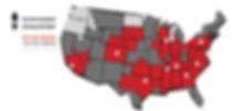 DPF cleaning located in California, Tennessee, North Carolina, Colorado, Georgia, Illinois
