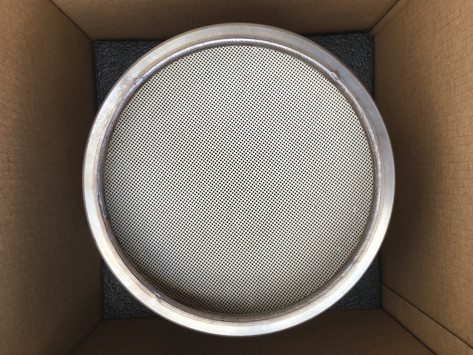 DPF Filter Post Renu cleaning