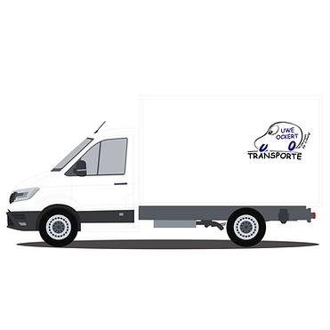 Ockert Transporte-Fuhrpark-Caddy-Koffer.