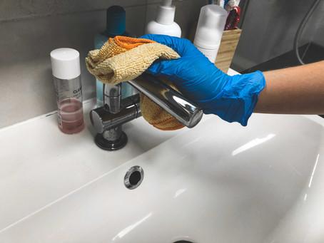 Chyby, kterým byste se měli vyhnout při úklidu domácnosti