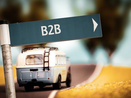 So, What is B2B Marketing?