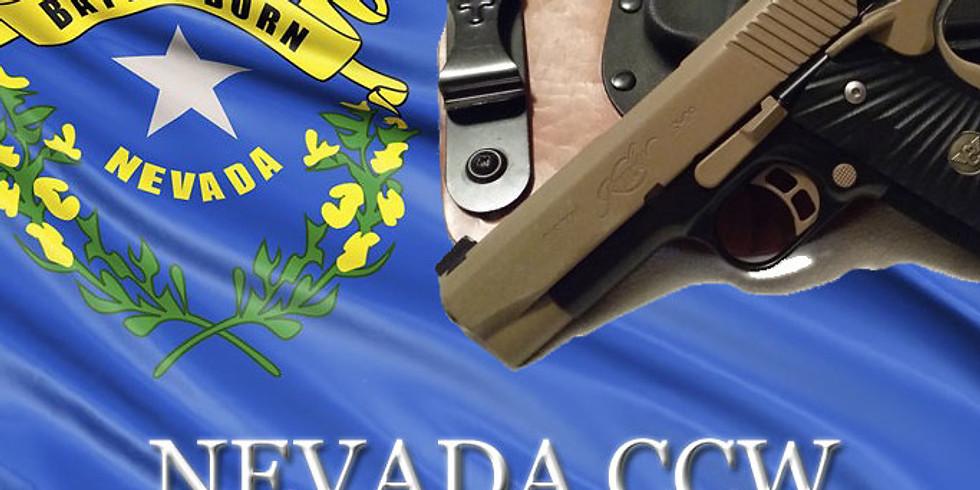 Nevada CCW - Closed Course