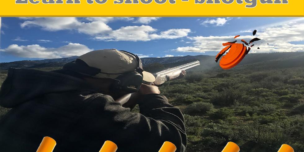 Learn to shoot -  Shotgun