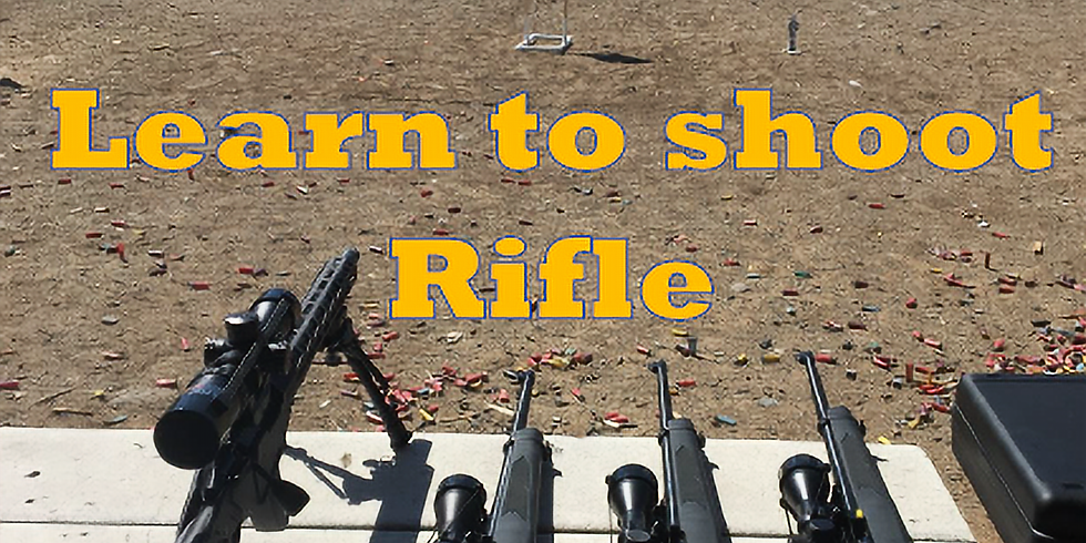 Learn to shoot - Rifle