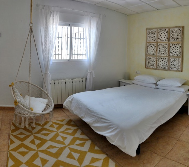 Amarillo bedroom Main House