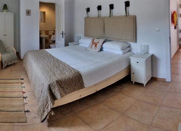 Blanco bedroom Main House
