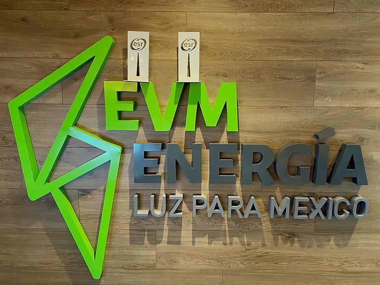 EVM Energía ESR