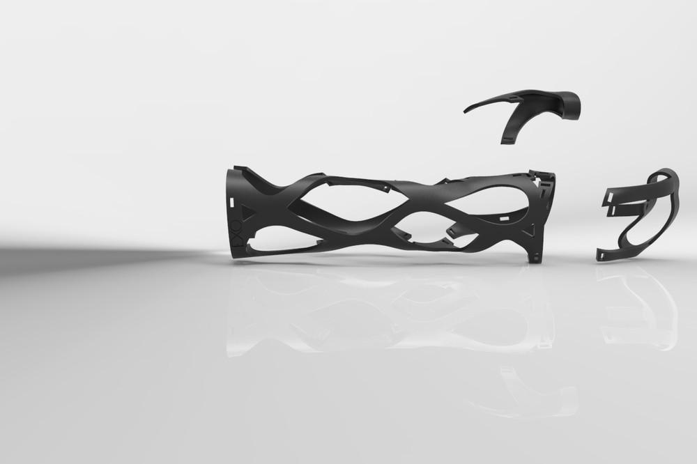 Splint rendering