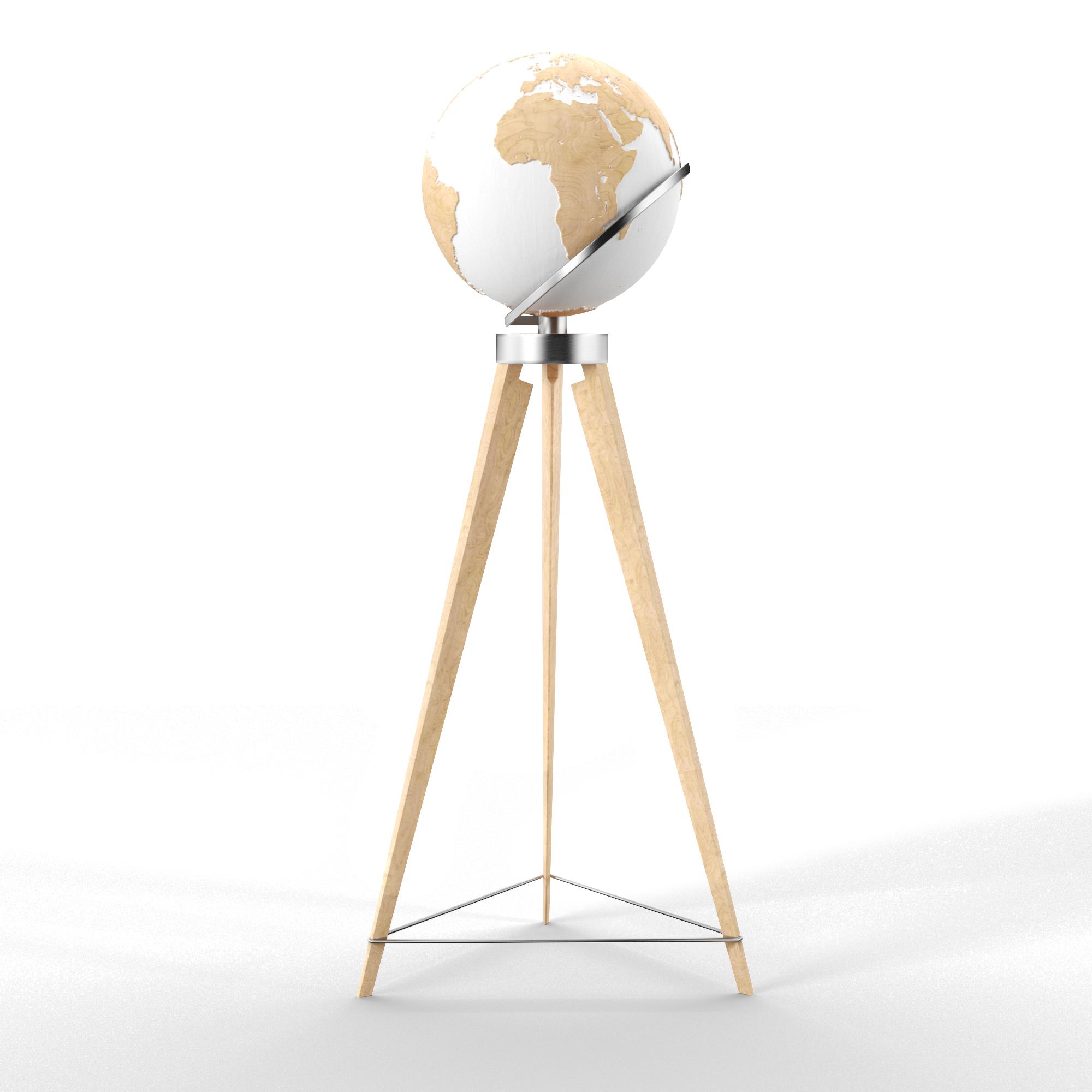 Globe - Maple Stainless steel