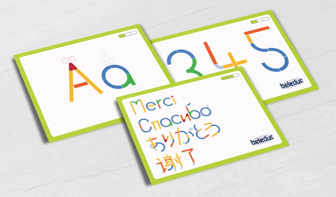 Activity Blocks cards