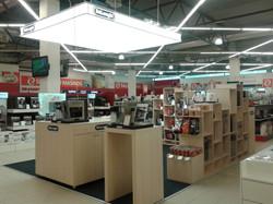 Delonghi Retail space