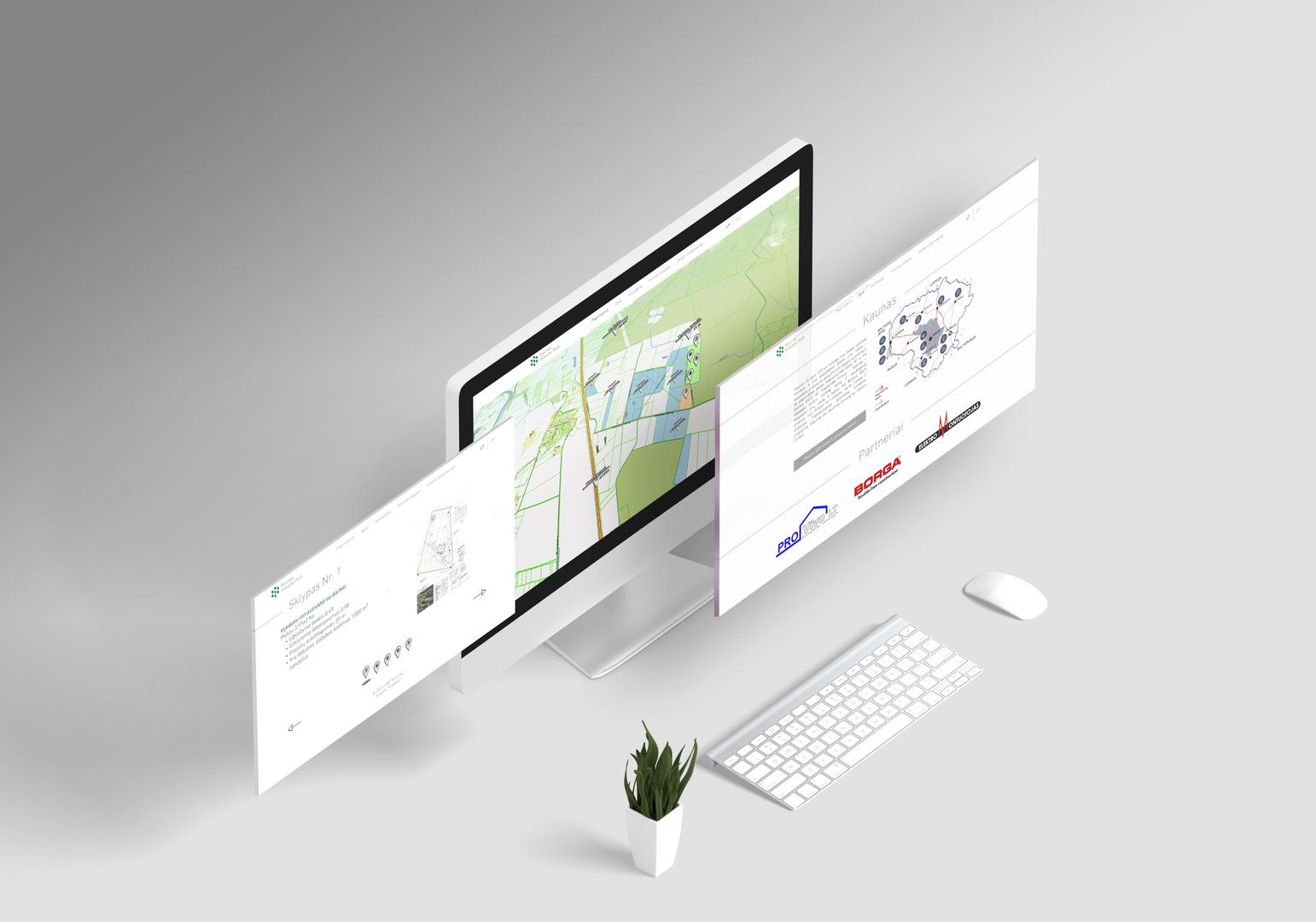 Kaunas Industry Website