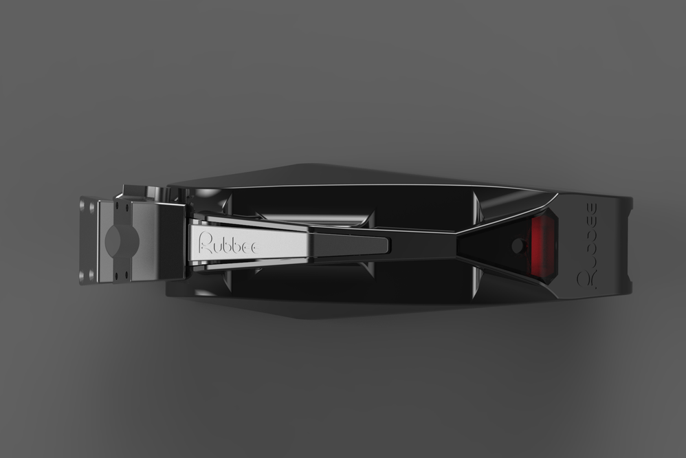 Rubbee X prototype