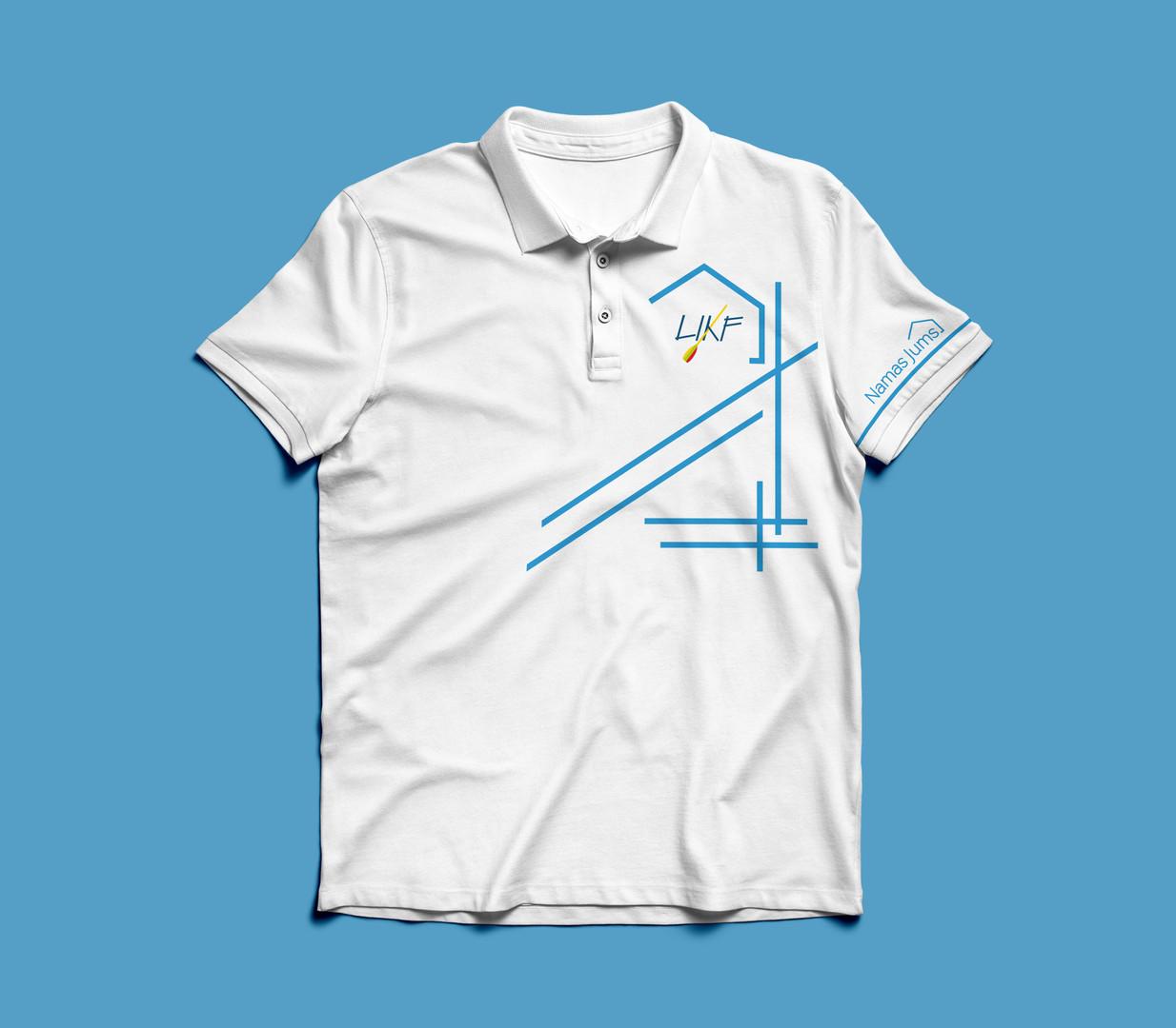LIKF & Namas Jums T-shirt