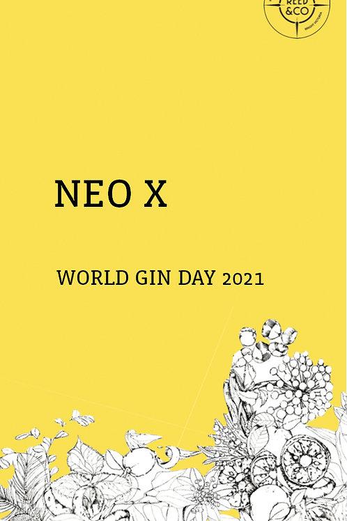 NEO X World Gin Day Ltd Edn 2021