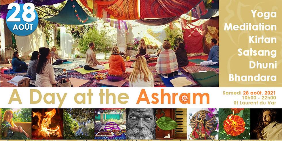 A Day At The Ashram (ADATA) - August 2021