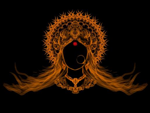 Les Neuf Déesses de Navaratri