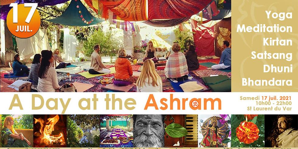 A Day At The Ashram (ADATA) - Juillet 2021