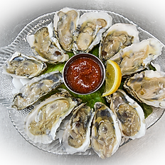 Dozen Oysters on a Half Shell