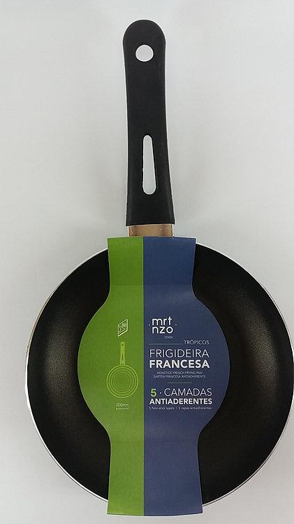 FRIGIDEIRA FRANCESA ANTIADERENTE