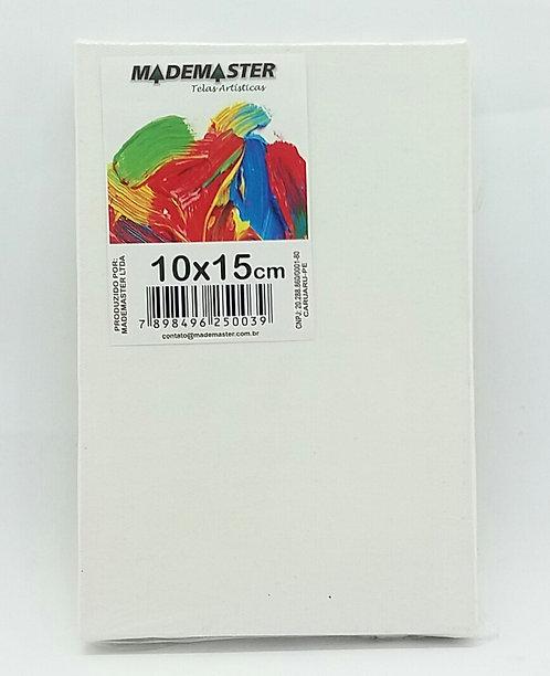 TELA DE PINTURA 10 X 15CM MADEMASTER