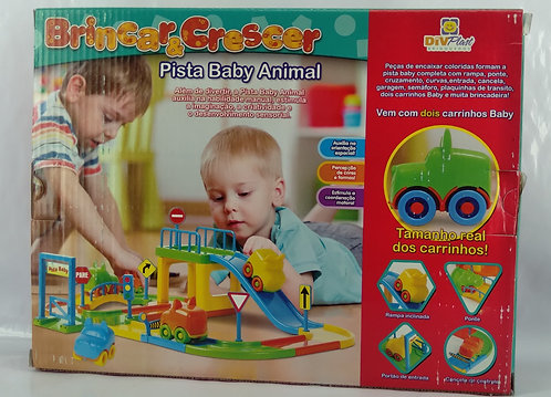 PISTA BABY ANIMAL DIVPLAST
