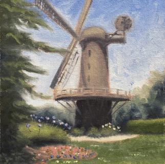 Dutch Windmill, San Francisco, CA
