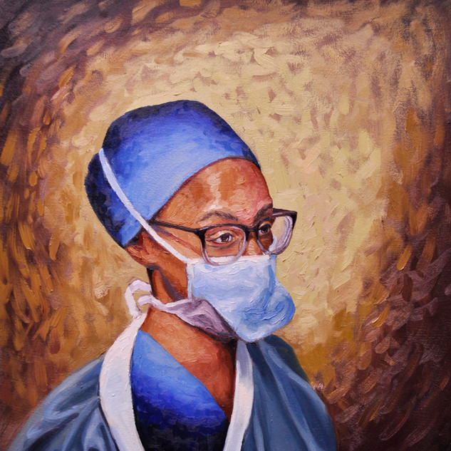 Laparoscopic Nurse