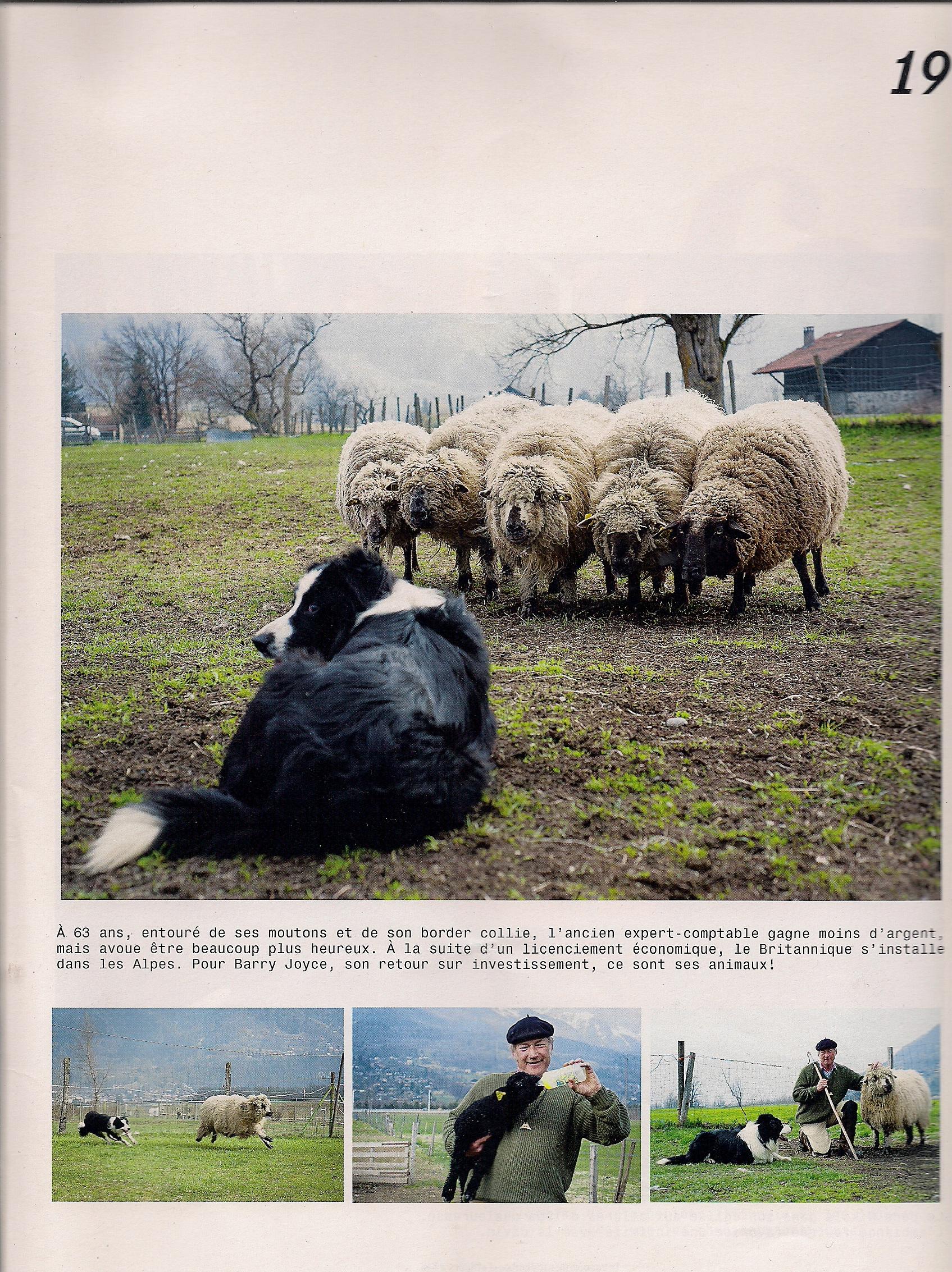 """Magazine """"d'ailleurs"""""""