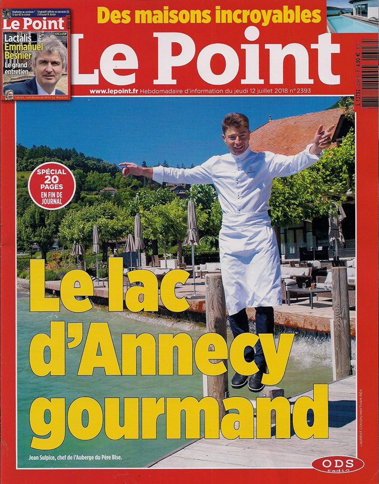 Le Point Dossier Annecy