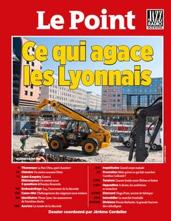 Le Point Dossier sur Lyon