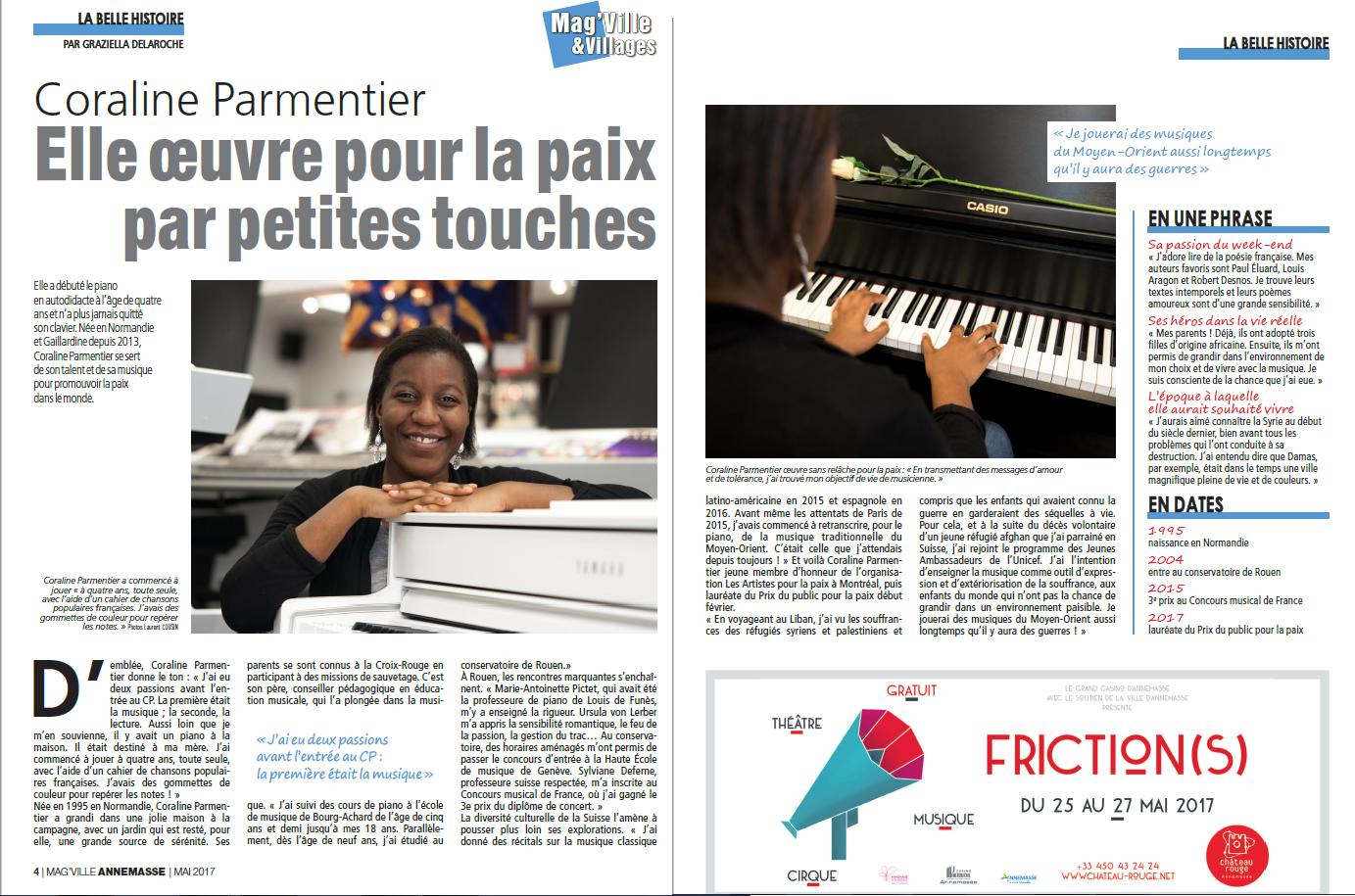 Mag Ville Le Dauphiné