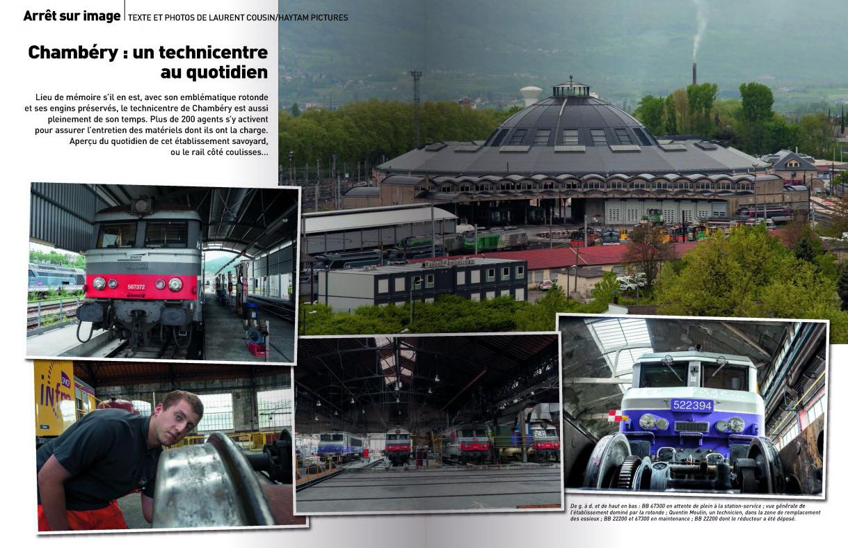 Technicentre de Chambery