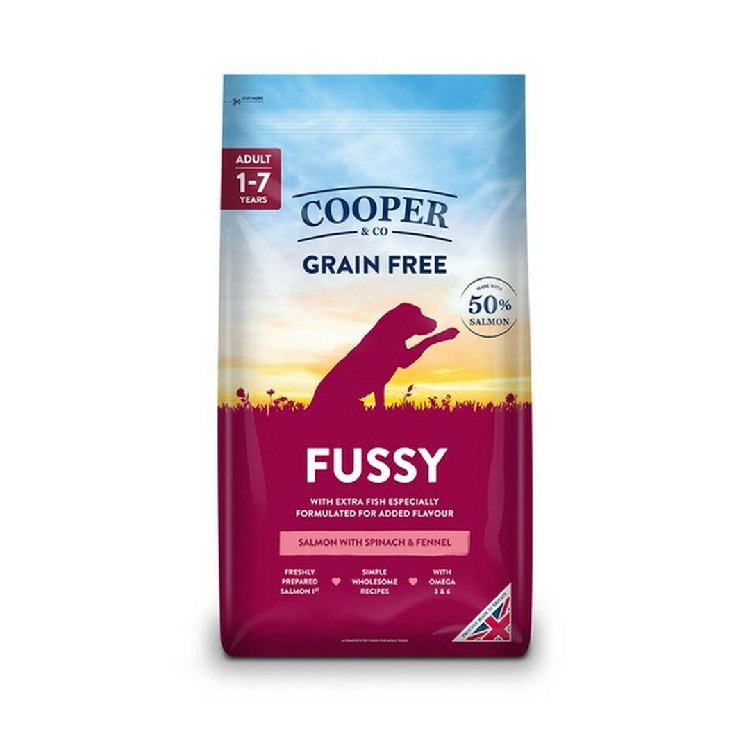 Cooper & Co Fussy