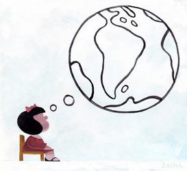 Tribute to Mafalda