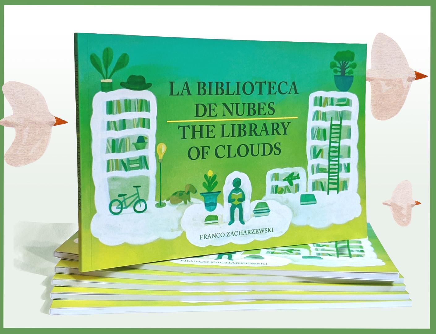 """La biblioteca de nubes | The Library of Clouds"""
