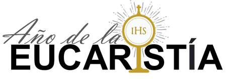 Year of the Eucharist Spanish logo.png