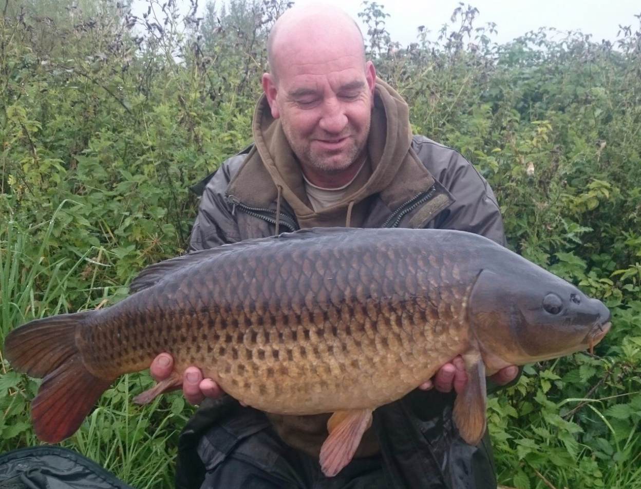 Peter Skates 19lb12oz Common (Eelmoor)