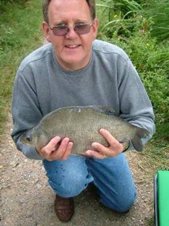 Chris Kingston bream