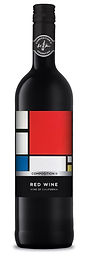 ART OF WINE - COMP ll - RED WINE - WITH
