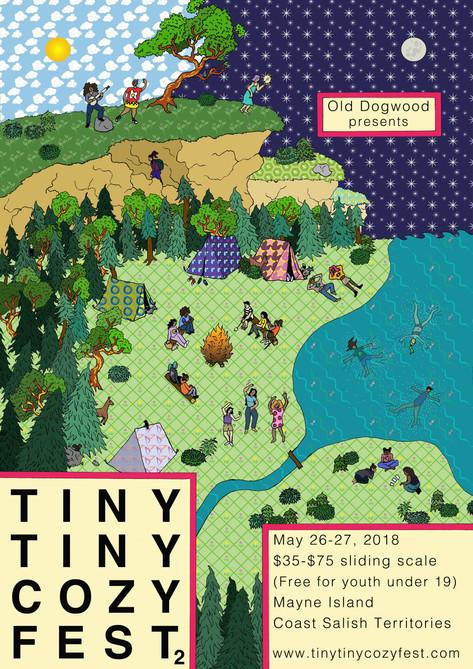 Tiny Tiny Cozy Fest 2