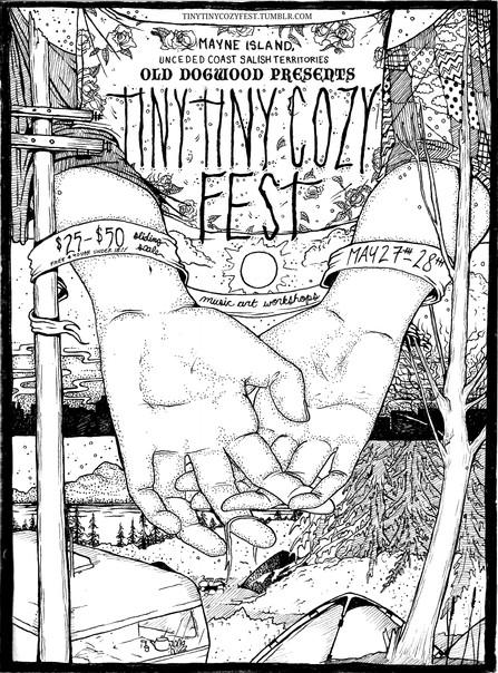 poster art by bug cruickshank