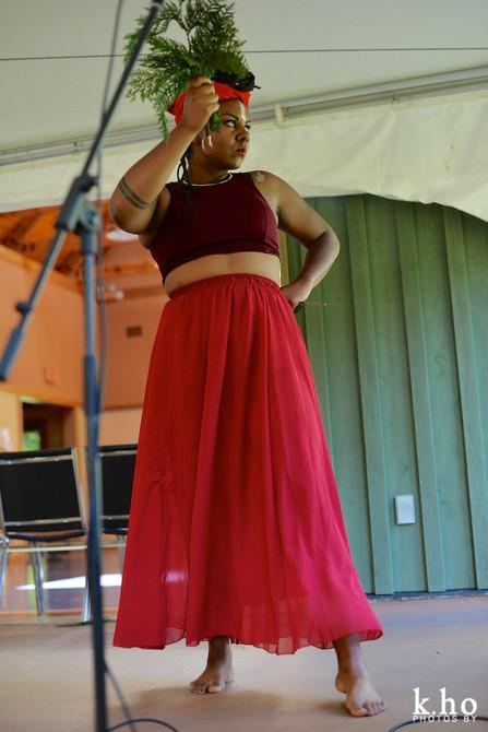Bruja Del Norte's debut performance
